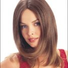 "14"" long lace front wig Indian Remy human hair in stock"