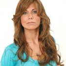 "22"" long full lace wig Indian Remy human hair in stock"