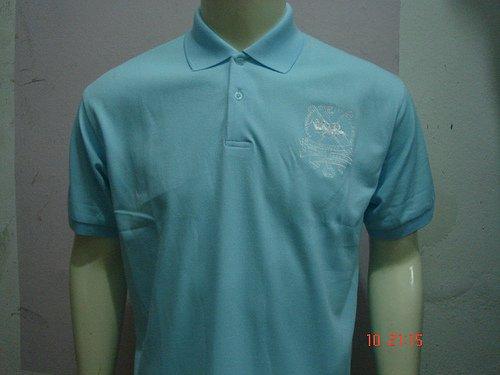 Light Blue Ralph Lauren Polo shirt with big pony-T48