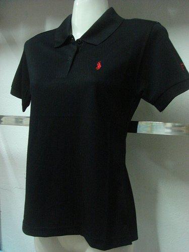Womens Blue Ralph Lauren Polo shirt -T28