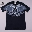 Mens Affliction Graphic T-Shirts- T63