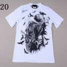 Mens Affliction Graphic T-Shirts- T66