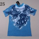 Mens Affliction Graphic T-Shirts- T72