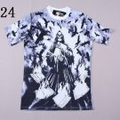 Mens Affliction Graphic T-Shirts- T74