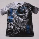 Mens Affliction Graphic T-Shirts- T82