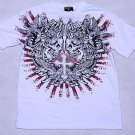 Mens Affliction Graphic T-Shirts- T85