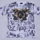 Mens Affliction Graphic T-Shirts- T86