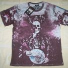 Mens Affliction Graphic T-Shirts- T101