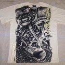 Mens Affliction Graphic T-Shirts- T104