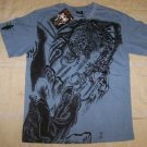Mens Affliction Graphic T-Shirts- T105