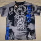 Mens Affliction Graphic T-Shirts- T107