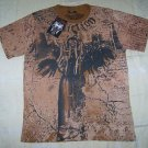 Mens Affliction Graphic T-Shirts- T117