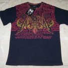 Mens Affliction Graphic T-Shirts- T120