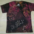 Mens Affliction Graphic T-Shirts- T122