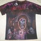 Mens Affliction Graphic T-Shirts- T125