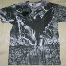 Mens Affliction Graphic T-Shirts- T129