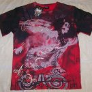 Mens Affliction Graphic T-Shirts- T134
