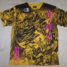 Mens Affliction Graphic T-Shirts- T136