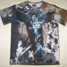Mens Affliction Graphic T-Shirts- T137
