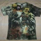 Mens Affliction Graphic T-Shirts- T138