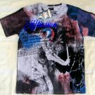 Mens Affliction Graphic T-Shirts- T139