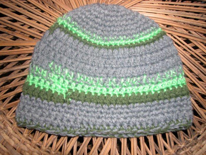 Woodsy greygreen toboggan
