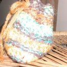 mini glimmer yarn tote