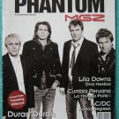MAGAZINE DURAN DURAN SPANISH INTERVIEW MADE IN PERU