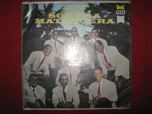 LP exitos sonora matancera Bienvenido Granda Peru edition with original sleeve
