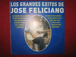 LP sealed new Made in 1988 exitos Jose Feliciano Peru