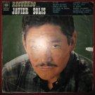 LP Recuerdo Javier Solis Peru edition