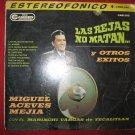 LP Miguel Aceves Mejia Las rejas no matan Peru edition