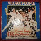 LP VILLAGE PEOPLE CAN'T STOP THE MUSIC PERU EDITION