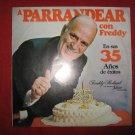 LP SEALED NEW Made in 1988 FREDDY ROLAND 35 años PERU