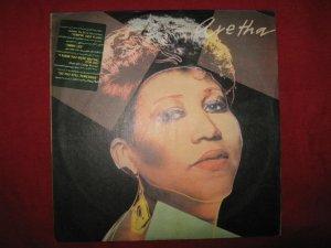 LP SEALED NEW MADE IN 1988 RARE ARETHA FRANKLIN PERU