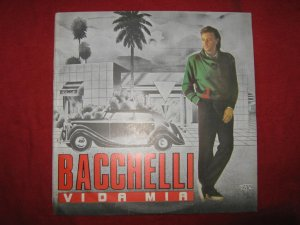 LP SEALED NEW Made in 1988 BALADA BACHELLI PERU EDITION