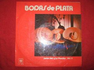 LP Double Javier Solis y Los Panchos Peru special edit