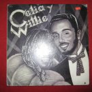 LP  CELIA CRUZ Y WILLE COLON PERU EDITION SALSA LATIN