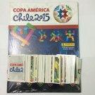 ORIGINAL Panini Copa America Chile 2015 Stickers Empty Album Complete Set