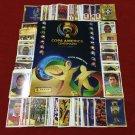 Panini Copa America USA 2016 Stickers Empty Album Complete Set