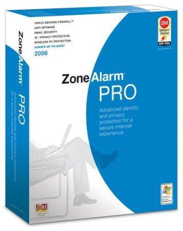 Zone Alarm Pro