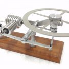 Stirling Engine Model Educational Toy Kits  Large Flywheel no steam motor, christmas gifts for dad