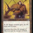 Magic the Gathering Nemesis Belbe's Armor NM/Mint