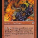 Magic the Gathering Nemesis Arc Mage NM/Mint