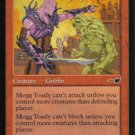 Magic the Gathering Nemesis Mogg Toady NM/Mint