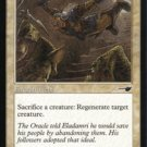 Magic the Gathering Nemesis Fanatical Devotion NM/Mint