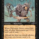 Magic the Gathering Nemesis Phyrexian Driver NM/Mint