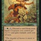Magic the Gathering Nemesis Stampede Driver NM/Mint