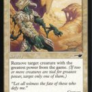 Magic the Gathering Nemesis Topple NM/Mint