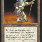 Magic the Gathering Ice Age Adarkar Sentinel NM/Mint